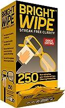 BrightWipe Lens Wipes (250)
