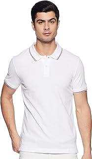 Arrow Sports Men's Solid Regular Fit Polo