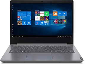 """Lenovo V14 - Ordenador portátil 14"""" HD (Athlon 3020E, 4GB RAM, 128GB SSD, UMA Graphics, Windows 10 Pro), Color gris - Tecl..."""