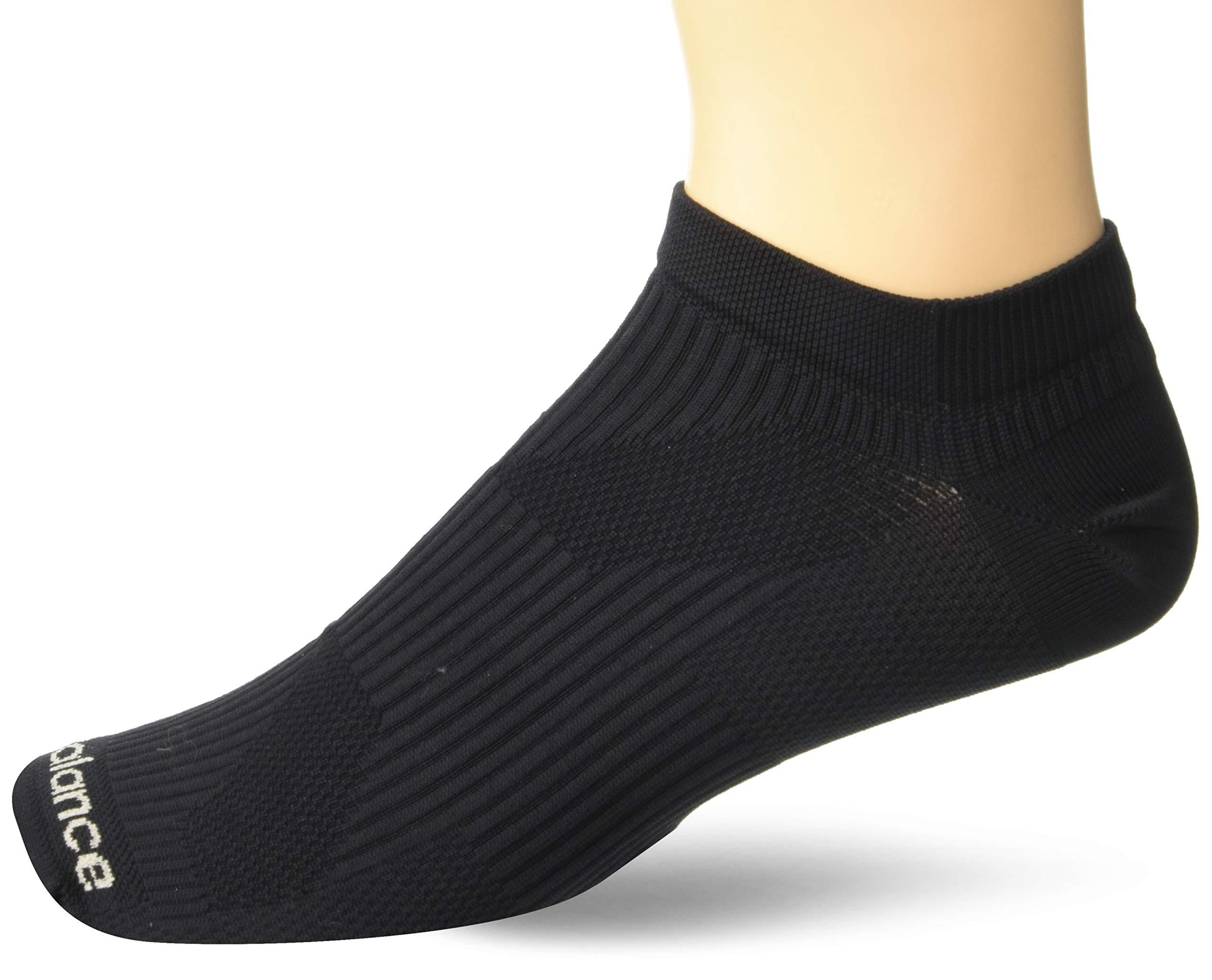 New Balance Foundation Socks black