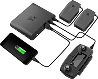 Anbee 25000mAh Power Bank for DJI Mavic Pro/Platinum Drone, Outdoor Portable Battery Charger