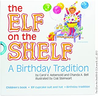 Elf on the Shelf A Birthday Tradition