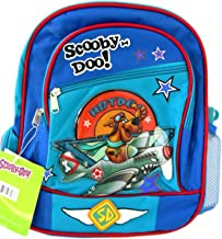 Classy Joint Scooby Doo Backpack Small Mid Medium Kids Size ~ Hot Dog