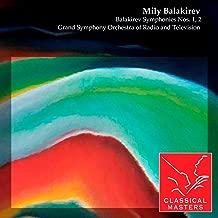 Balakirev Symphonies Nos. 1, 2