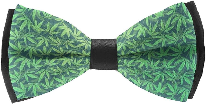 Self Bowtie For Adults & Children Teens Fashion Neck Tie For Men Cravat Formal