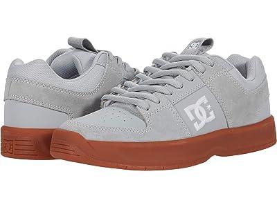 DC Lynx Zero (Grey/White) Shoes