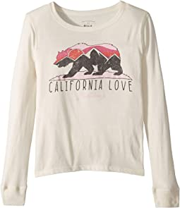 Mountain Cali Bear Tee (Little Kids/Big Kids)