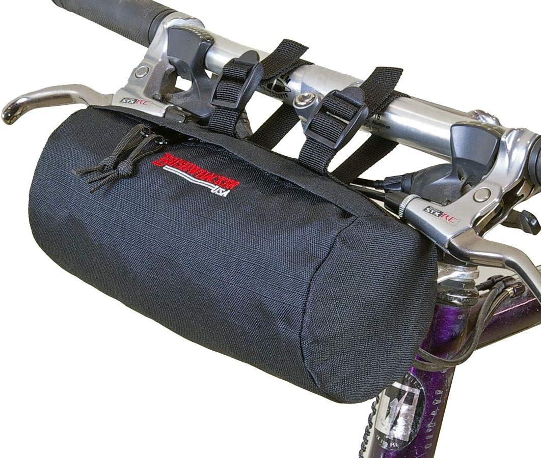Bushwhacker Waco Black Bike Handlebar Bags