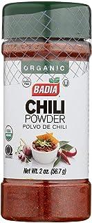 Badia Spices, Organic Chili Powder, 2 Ounce