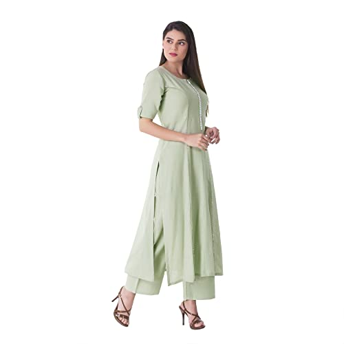 06b12c2497 Plazo Suit: Buy Plazo Suit Online at Best Prices in India - Amazon.in