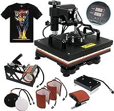 Best multifunction digital heat press machine Reviews