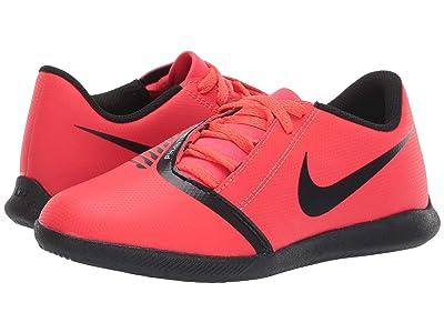 Nike Kids Jr. Phantom Venom Club IC (Toddler/Little Kid/Big Kid) (Bright Crimson/Black/Bright Crimson) Kids Shoes