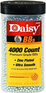 Daisy Ammunition and CO2 40 4000 ct BB Bottle