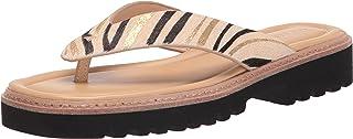 Donald J Pliner BLOOM-ZM womens Flat Sandal