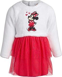 فستان ديزني ميني ماوس تول للفتيات الصغيرات (12-24 م)