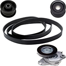 ACDelco ACK060947K1 Professional Automatic Belt Tensioner and Pulley Kit with Tensioner, Pulleys, and Belt