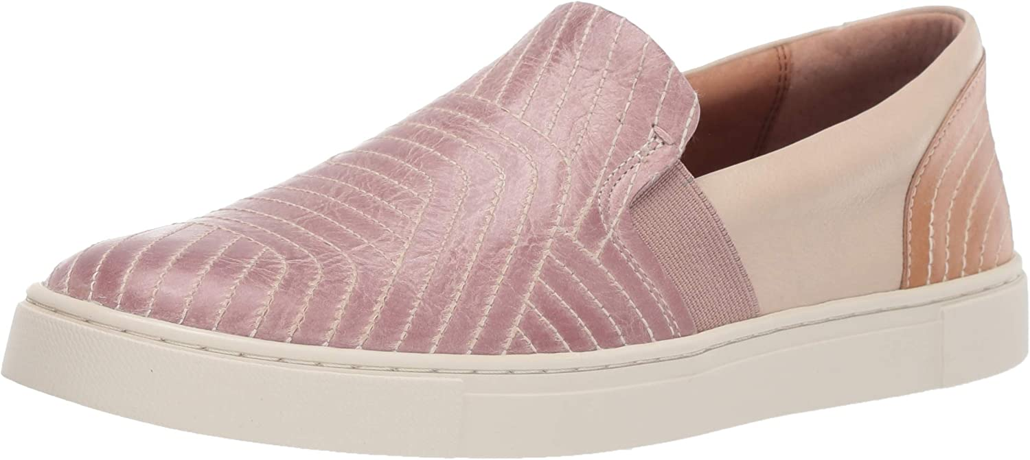 Frye Womens Ivy Stitch Slip on Sneaker