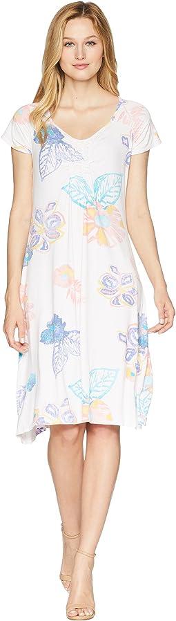 Summer Floral Emma Dress