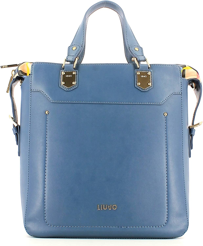 Liu Jo , Damen Damen Damen Henkeltasche Blau blau B01CJR5FYM d2fafe