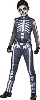Spirit Halloween Girls Skull Ranger Fortnite Costume | Officially Licensed