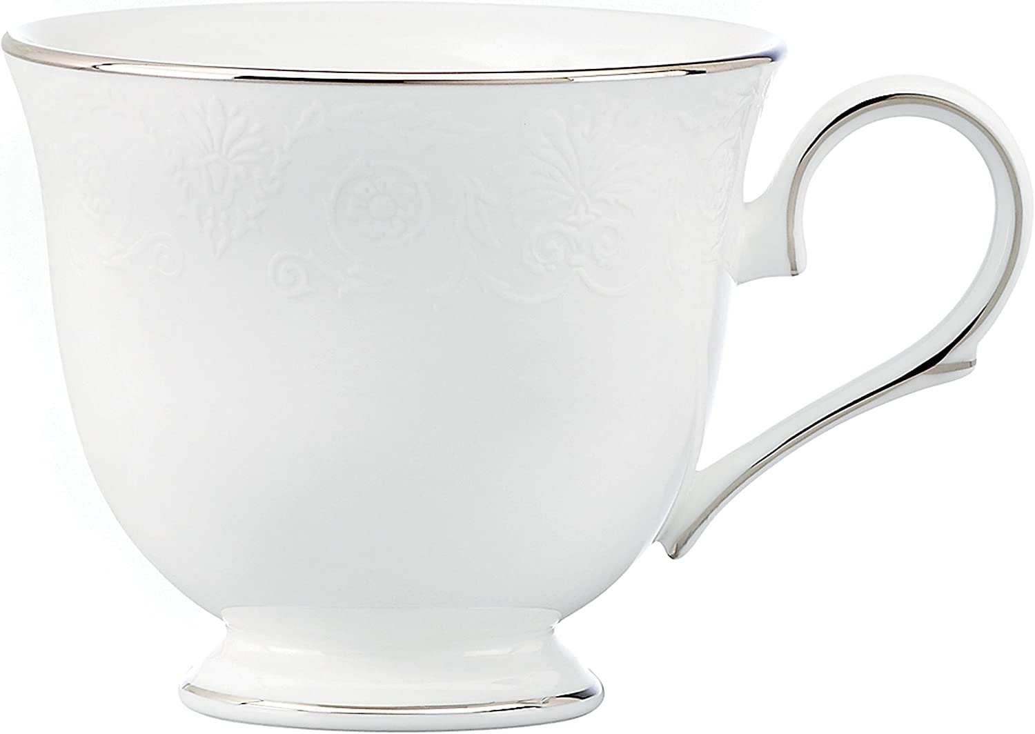 Lenox Artemis Raleigh Mall Footed New mail order Tea Cup