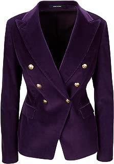 TAGLIATORE Luxury Fashion Womens JALICYA10B80048L1324 Purple Blazer | Fall Winter 19