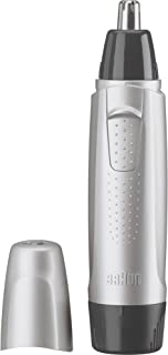 Braun Ear & Nose Hair Trimmer with 1 AA Battery