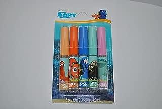Lip Smacker Limited Edition Finding Dory 5 pcs Liquid Gloss Set