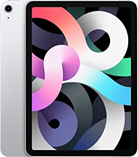 2020 Apple iPadAir (de 10,9Pulgadas, con Wi-Fi y 64GB) - Plata (4.ªgeneración)
