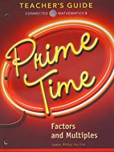 Connected mathematics 3, Prime Time, Teacher's Guide, Factors and Multiples,