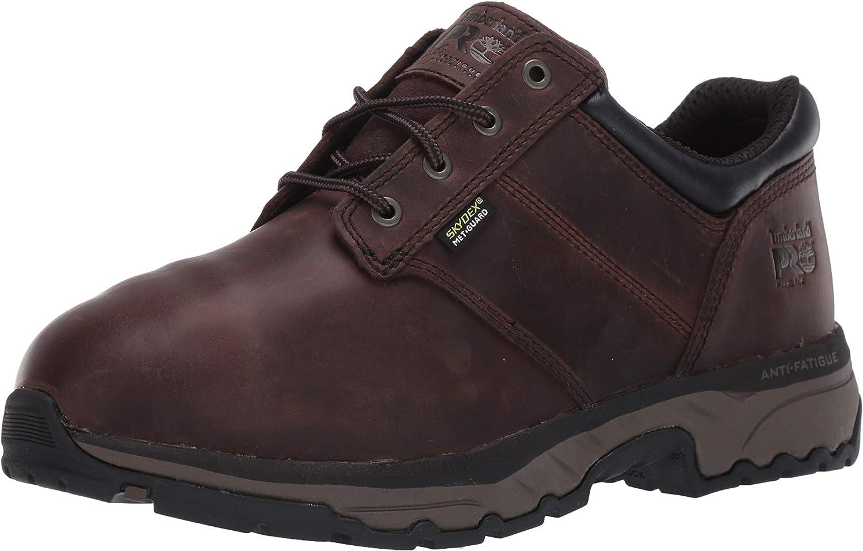 Timberland PRO Men's Jigsaw Oxford Steel Toe Internal Met Guard Industrial Boot