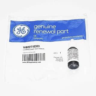 WB02T10303 Genuine OEM GE Lubricant Cleaner
