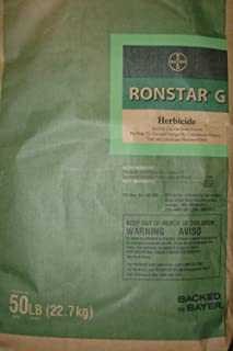 Ronstar G - Mulch and Turf Weed Inhibitor - 50 Pounds