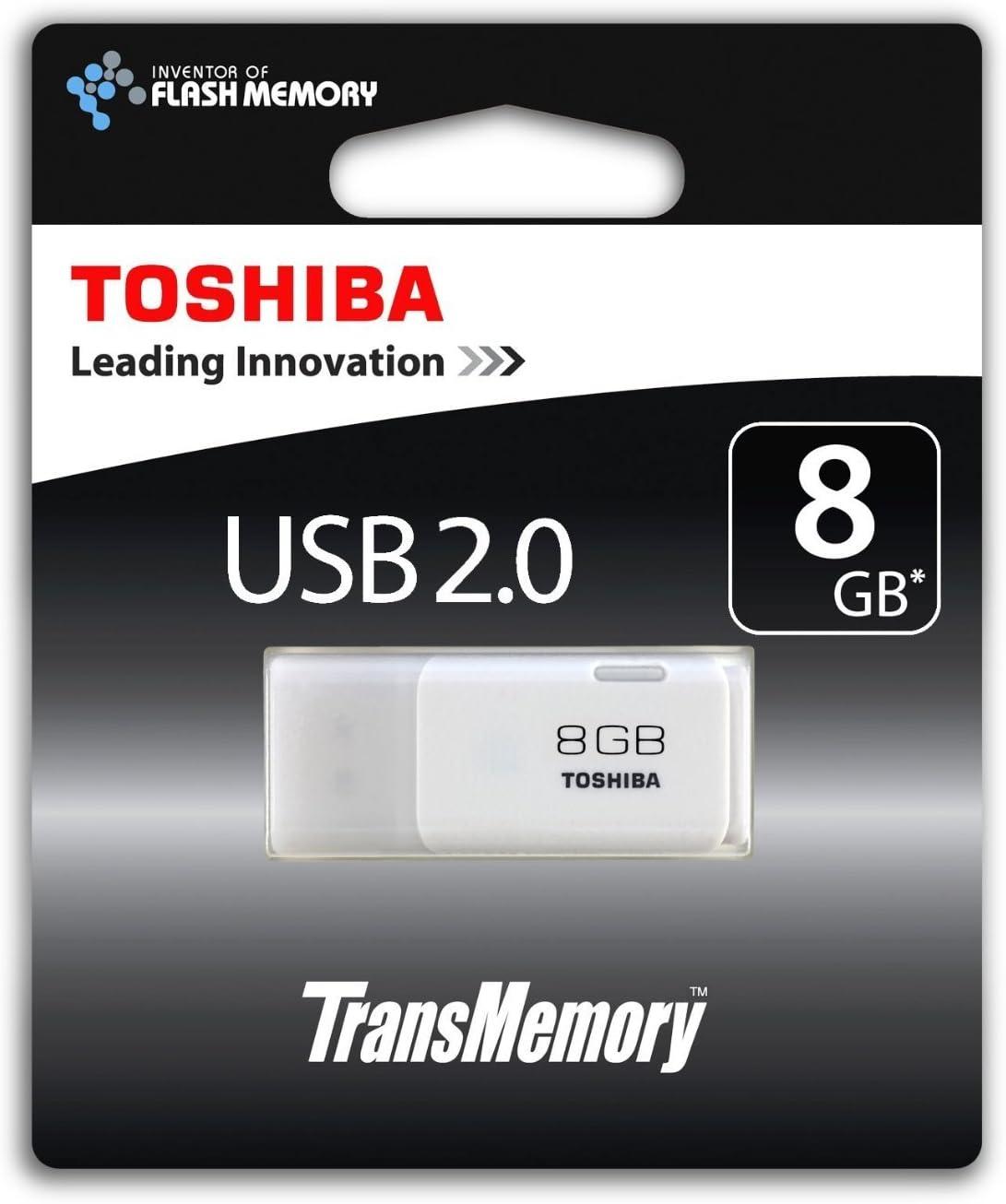 Toshiba Transmemory 32gb Usb 2 0 Stick Weiß Computer Zubehör