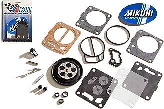 Best mikuni 38mm carb rebuild kit Reviews