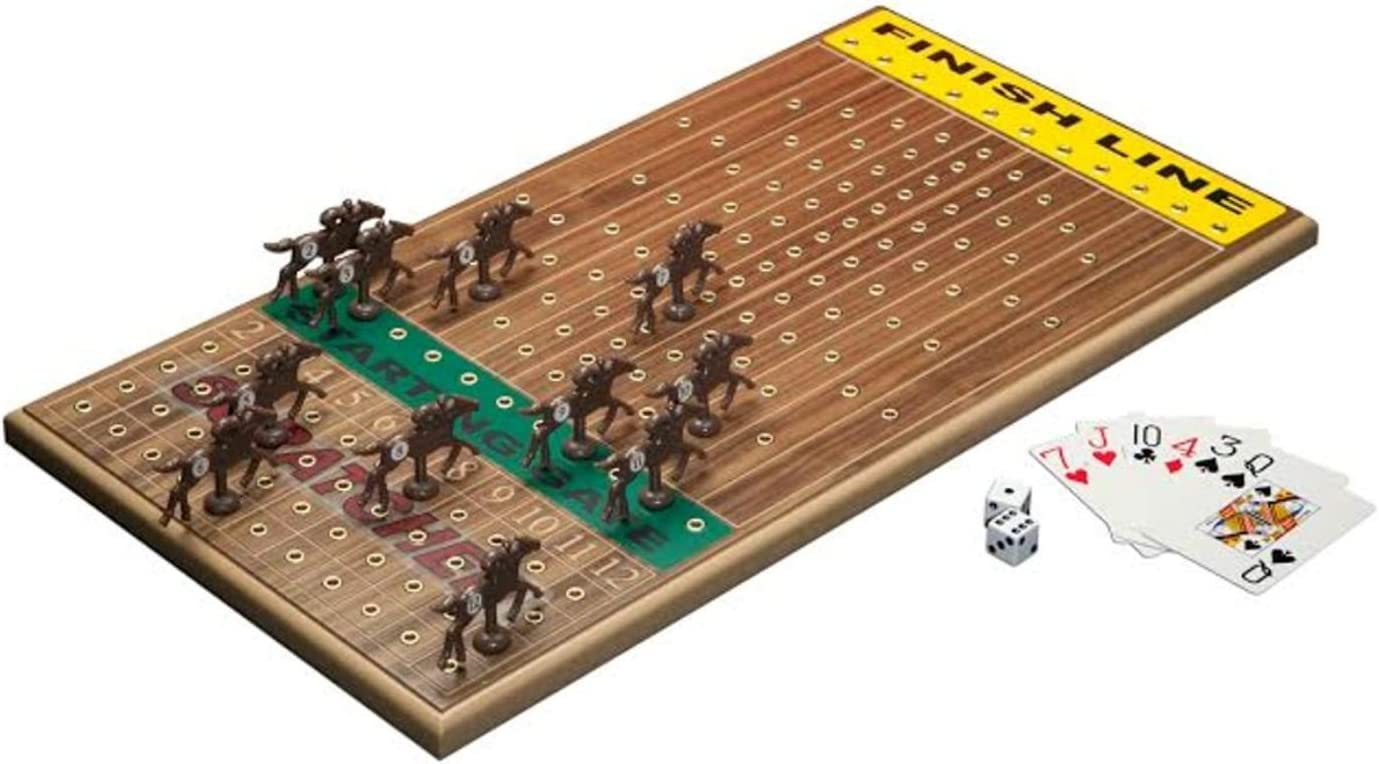 Across The Board Detroit Mall Top Horseracing Game Gifts
