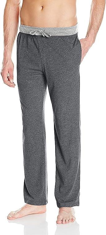 PUMA homme Pantalon de pyjama - gris - : Amazon.fr: Vêtements