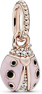 PANDORA Bead Charm Donna argento - 387909EN160