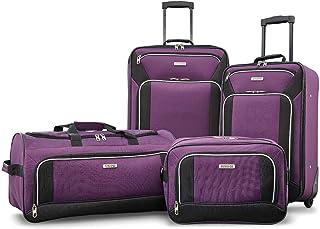 American Tourister FieldBrook Xlt 4PC Luggage Set Fieldbrook Xlt 4pc Set (Bb/ Wh Dfl/ 21/25 Upright), 42 cm