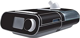 RespLabs CPAPwraps Compatible with Philips Respironics Dreamstation — Personalize Your Device with a Specialty Skin [Black-Out]