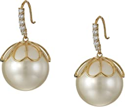 Pearlette Pearl French Wire Earrings