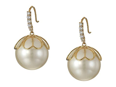 Kate Spade New York Pearlette Pearl French Wire Earrings