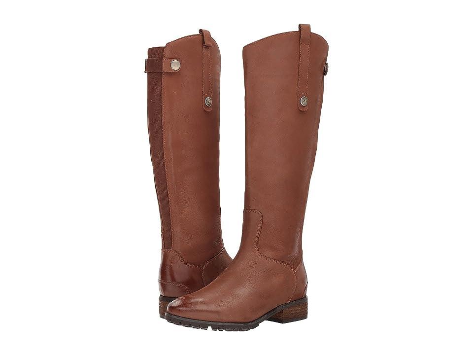 Blondo Pakita Waterproof Boot (Cognac Nubuck) Women