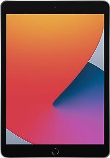 2020 Apple iPad (10,2-tums, med Wi‑Fi, 32GB) - rymdgrå (åttonde generationen)