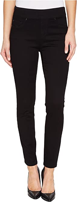 "Pull-On 31"" Dream Jeans in Black"