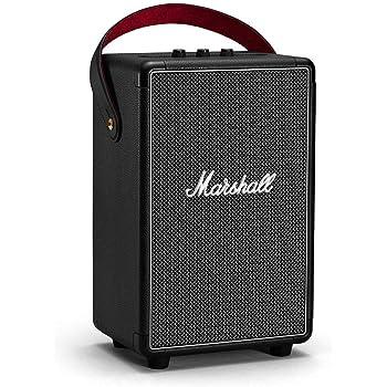 Marshall Tufton Portable Wireless Bluetooth Speaker - Black (Renewed)