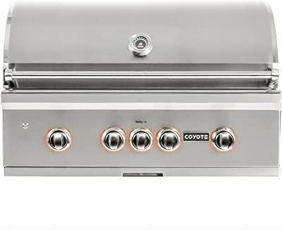 Amazon.com: Coyote S-Series 42-inch 5-burner Built-in Gas ...
