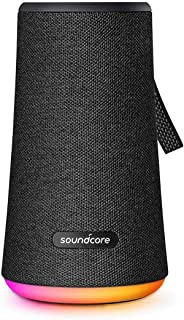 Anker A3162 Soundcore Portable In-Line Speakers, Flare+ Black - (Pack of 1)