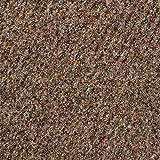 Kunstrasen Rasenteppich mit Noppen | Höhe ca. 10,3mm | 133, 200 und 400 cm Breite | braun beige | Meterware, verschiedene Größen | Größe: 1,5 x 2 m