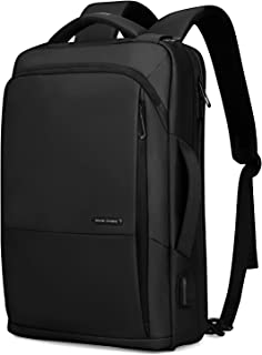 Business Backpack,MARK RYDEN 3in1 backpack Slim Laptop Backpack For Work School Travel Flight Fits 15.6 Laptop with USB Po...
